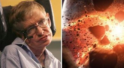 Hawking: Partikel Tuhan Bisa Hancurkan Dunia (Foto: Express)
